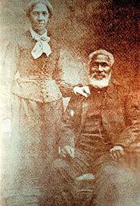 Nancy and Josiah Henson